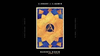 Magenta Riddim Dhol Remix - DJ Aamir | DJ Snake | BFunk | M2RAY