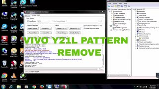 How to Remove Pattern or Formate Vivo Y21L