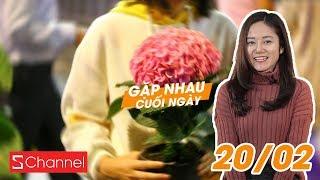 Người dân ùn ùn mót hoa ở đường hoa Nguyễn Huệ dù bảo vệ can ngăn! | GNCN 20/02