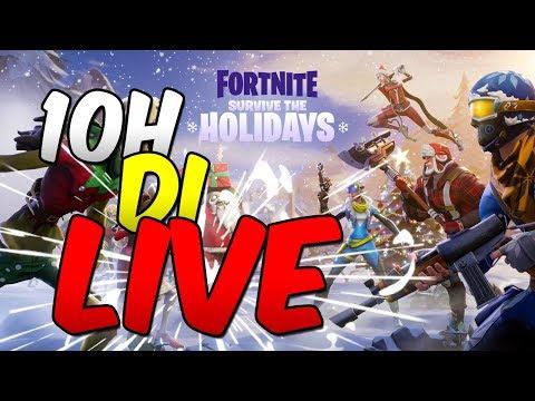 10H DI LIVE!!! | Fortnite & Giveaway