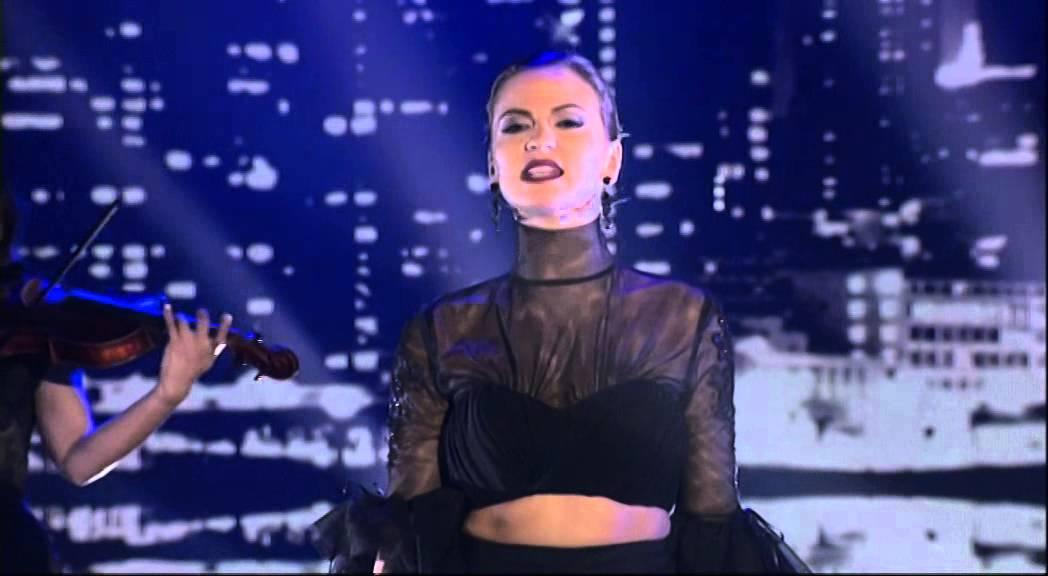 Milica Pavlovic - Dominacija - Fantastic Show - (TV Prva 2014)