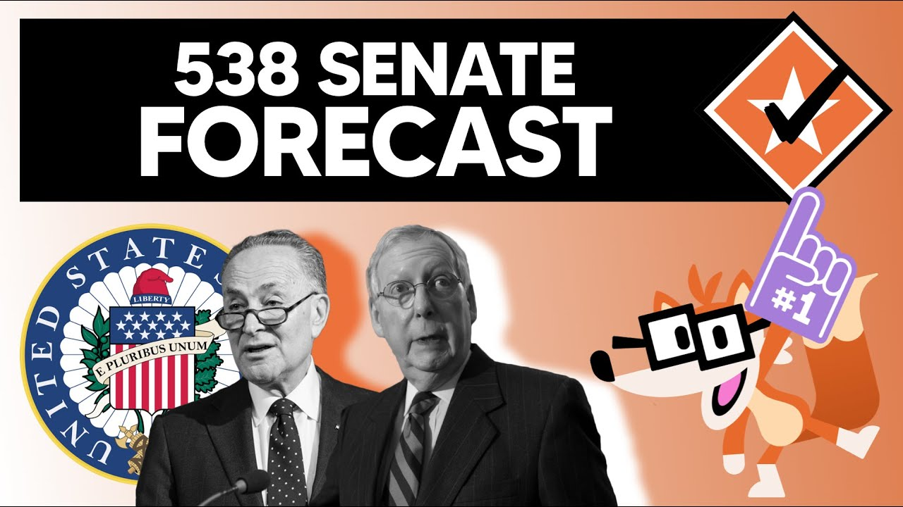 FiveThirtyEight Releases 2020 Senate Model