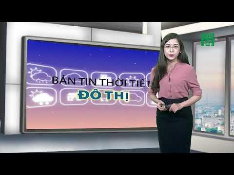 Thời tiết các thành phố lớn 30/09/2018: Hà Nội nắng khô, TP HCM mưa giảm | VTC14