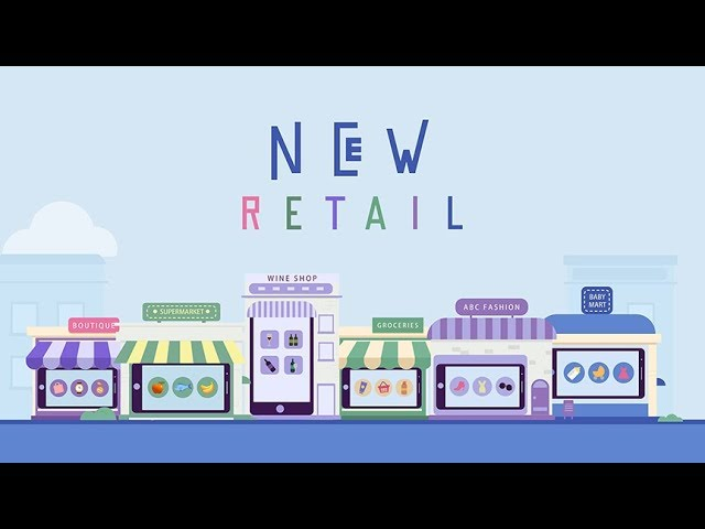 New Retail by Alibaba