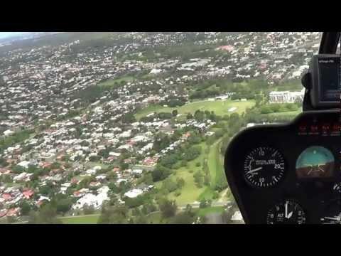 Flight Over Brisbane