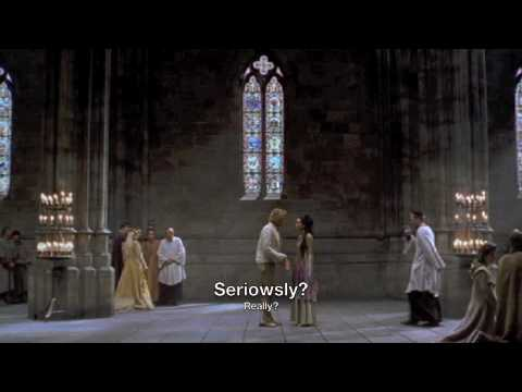 A Knight's Tale Church Scene (Middle English Dub) - YouTube