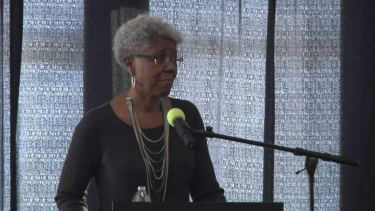 Dr Brenda Allen December 2015 Youtube