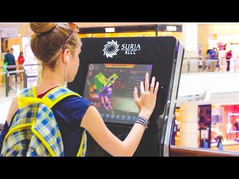 Shopping in Malaysia | buy Electronics in Kuala Lumpur. Petronas Twin Towers [ENG SUB]