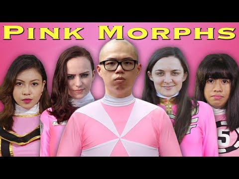 The Powerful Pink Morphs [FOREVER SERIES]