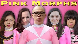 The Powerful Pink Morphs [FOREVER SERIES] Power Rangers | Super Sentai