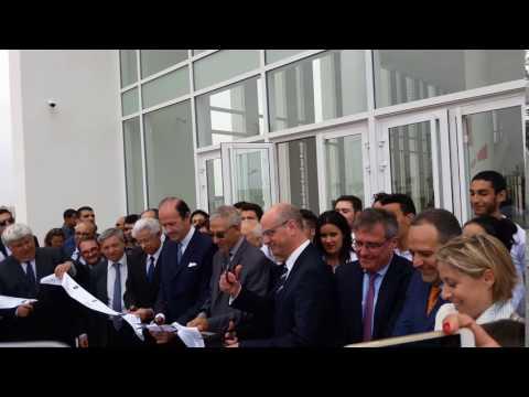 Inauguration du campus ESSEC Business School à Rabat