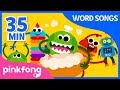 Foods and more | Word Songs | Learn Words | +Compilation | Pinkfong Songs for Children Mp3