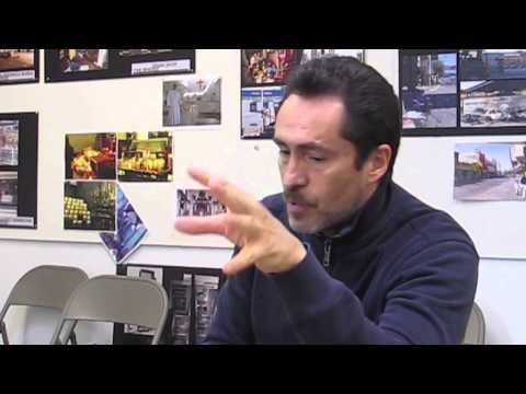 "Demián Bichir on the Second Season of ""The Bridge"""