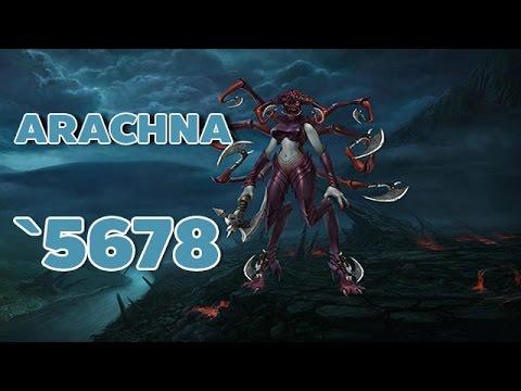 Hon เกรียนๆ Let's play Arachna ตั้นพันห้า By ตั้น'5678