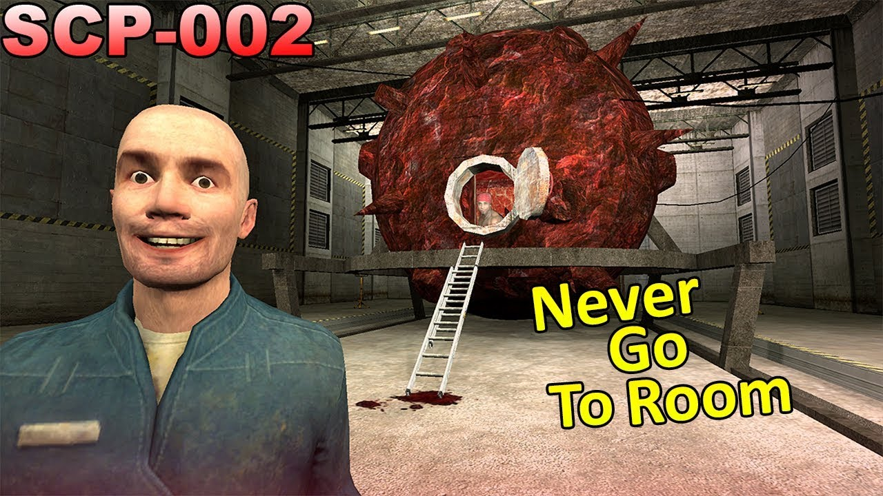 Download Never Go To The Room SCP-002