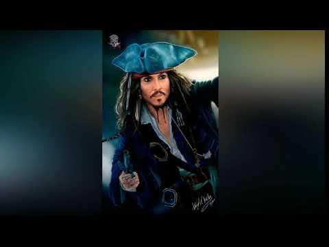 Captain SPARROW BGM 😘😘😘😘😘