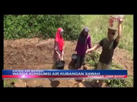 KRISIS AIR BERSIH WARGA KONSUMSI AIR KUBANGAN SAWAH Mp3