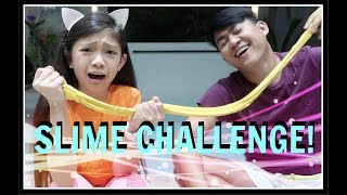 SLIME CHALLENGE FAILED