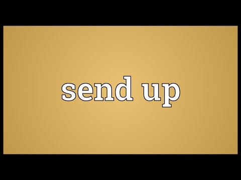 Header of Send Up