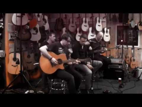 C.U.B.E. - Mankind (acoustic version) live @Musikhaus Korn