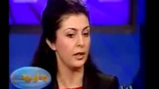 سؤال دختر افغانى از رئيس جمهورى اسلامى ايران persiantv