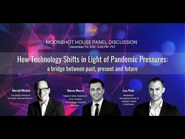 How Technology Shifts in Light of Pandemic Pressures: a bridge between past, present and future