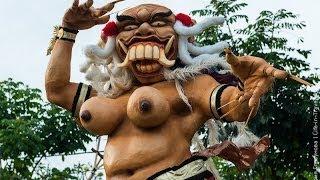 видео Балийский Новый Год