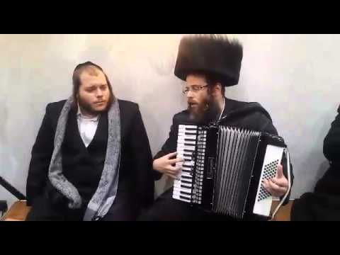 Levy falkowitz and dudi kalish in london