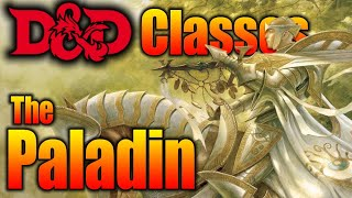 5E D&D Paladin Noble knight or Avenging Warrior | Dungeons and Dragons 5th Edition Classes