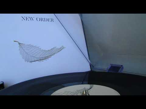 New Order – Complete A Side [ Singles Remastered 2016 LP ]
