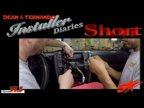 This is not how you put a radio in a Jeep  Installer Diaries short 77 5