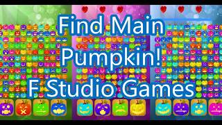Find Main Pumpkin
