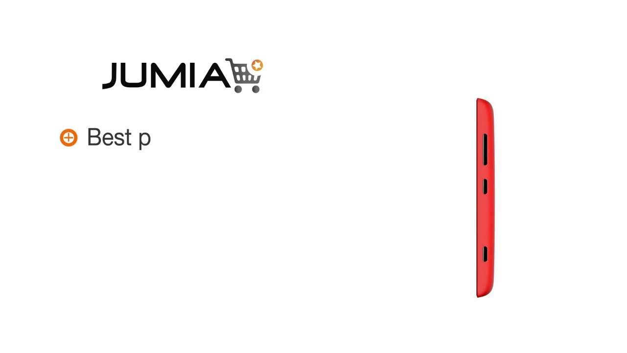 Microsoft Lumia 520 Red Jumia Nigeria Youtube Nokia 8gb