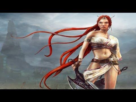 Heavenly Sword Walkthrough Gameplay