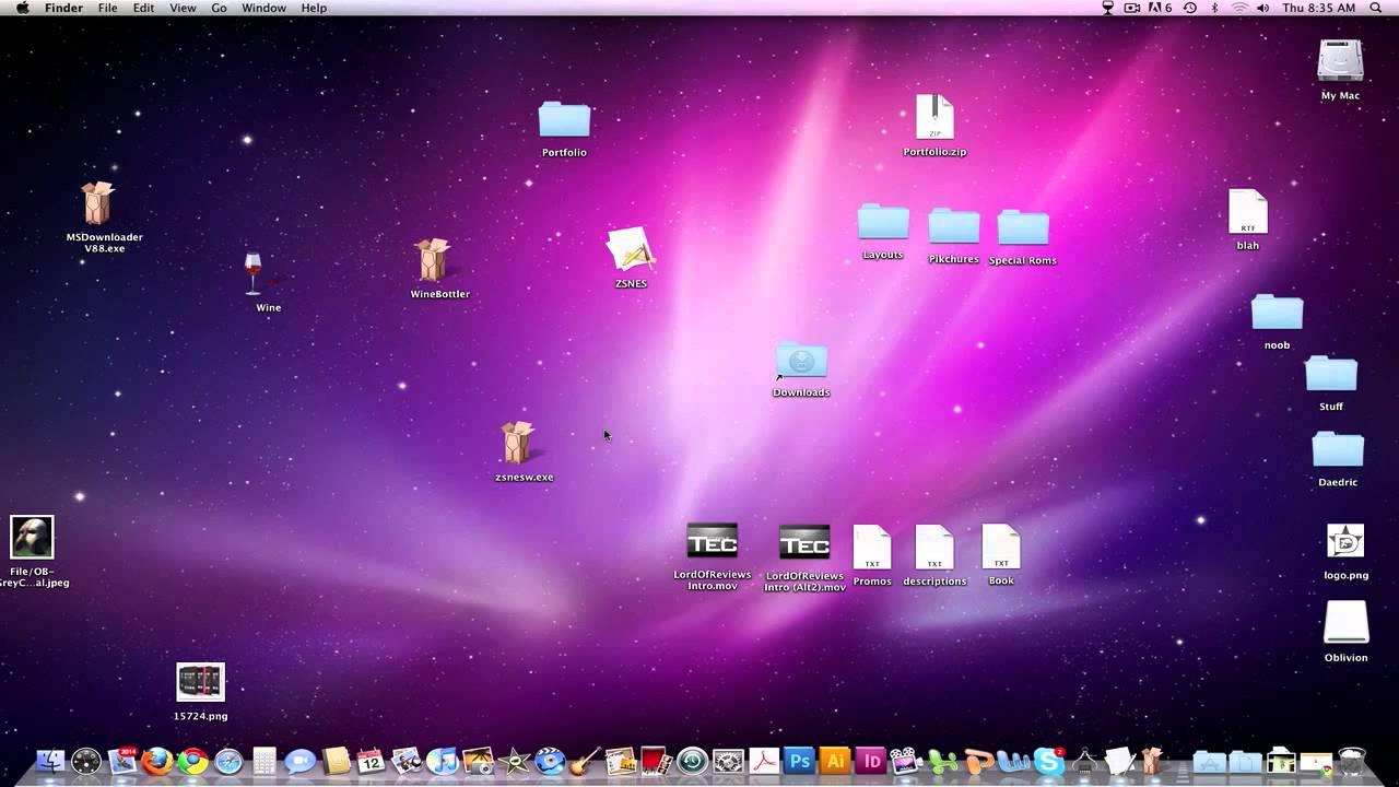 How To Transform a Windows Exe Into A Mac Application
