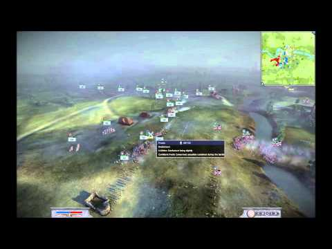 Napoleon : Total War online battle 2v2 #9 Commentary- Rushing on Dresden!