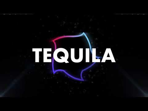 Dave Roelvink & FMG - Tequila (Audio Visualiser)