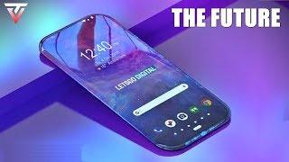 Samsung's FUTURE Smartphone