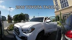 2016 Tacoma