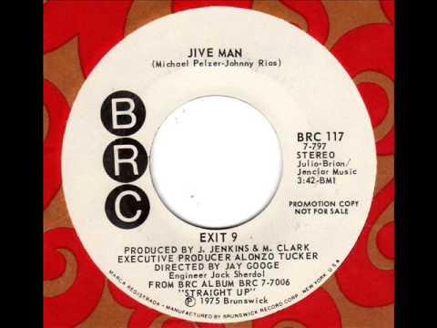 EXIT 9  Jive Man (Promo)