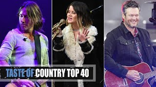 40 Country Songs of 2017 Playlist