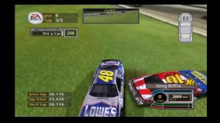 AND THE WINNER IS... | NASCAR 2005: CHASE FOR THE CUP #3