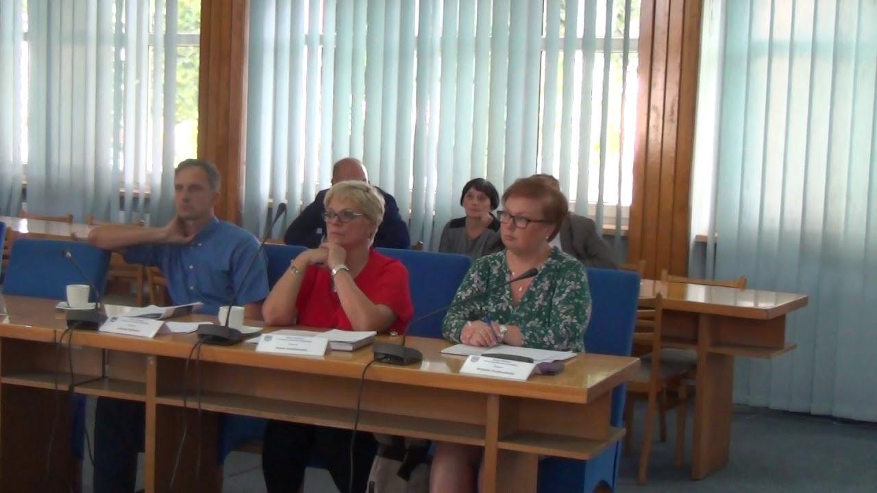 Nadzwyczajna, XXXVIII Sesja Rady Miasta i Gminy Nowy Dwór Gdański CZ.2  – 31.08.2017