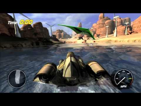 The Backlog: Hydro Thunder Hurricane (Xbox 360  - Xbox Live Arcade)
