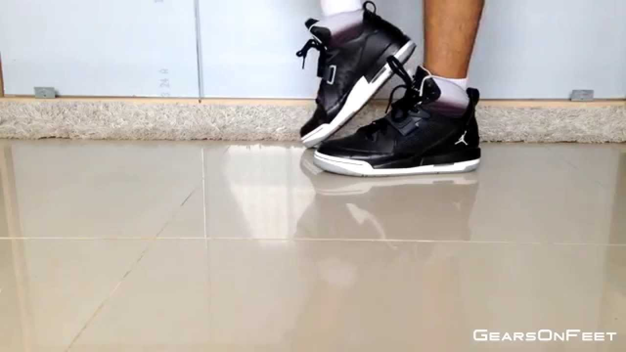 49feb0dd0554 Air Jordan Flight 97 - GearsOnFeet - YouTube