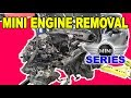 Mini Cooper Engine Removal (R56/N14)