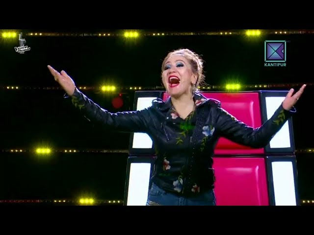 The Voice of Nepal  -  All 4 Chairs Turn ????? ???? ??? Coach ??? ??? ???????? ???? ?