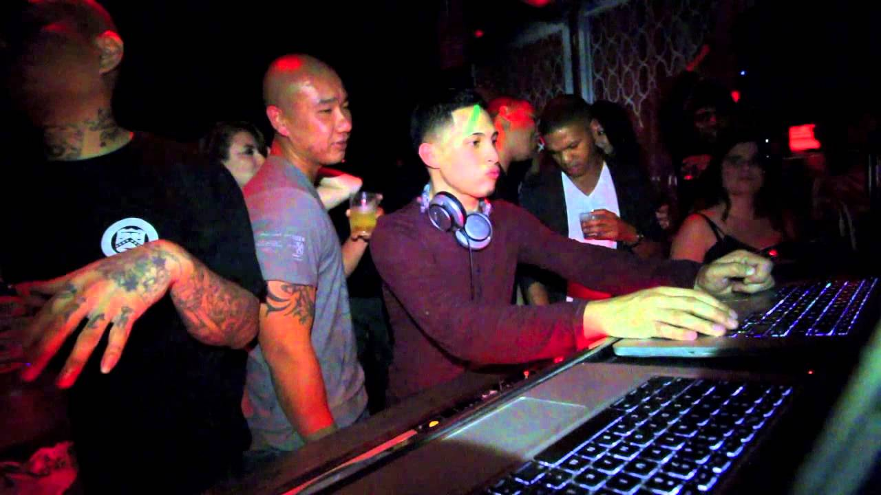 sc 1 st  YouTube & CELLAR NIGHTCLUB in SF NEW YEARS EVE 2013 - DONu0027T STOP.... - YouTube