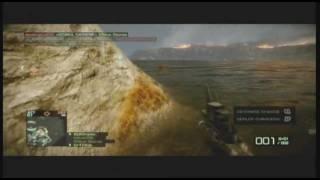 Battlefield BC 2 Fun Tactics- Dropping Bombs
