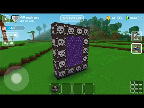 Block Craft 3D : Building Simulator Games For Free Gameplay #324 (iOS & Android) | Portal-2